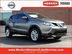New 2019 Nissan Rogue Sport S SUV Lake Norman, North Carolina
