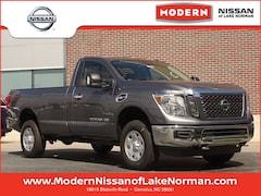 New 2018 Nissan Titan XD SV Gas Truck Single Cab Lake Norman, North Carolina