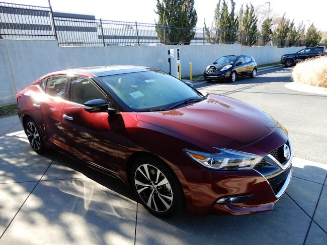 2018 Nissan Maxima 3.5 Platinum Sedan Lake Norman