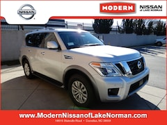 New 2019 Nissan Armada SV SUV Lake Norman, North Carolina