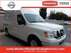 New 2017 Nissan NV Cargo NV2500 HD SL V6 Van with free East Coast delivery