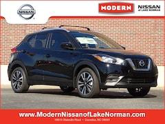 New 2019 Nissan Kicks SV SUV Lake Norman, North Carolina