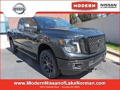 New 2019 Nissan Titan XD SL Diesel Truck Crew Cab Lake Norman, North Carolina