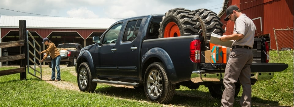 2018 Nissan Frontier Truck | Lake Norman