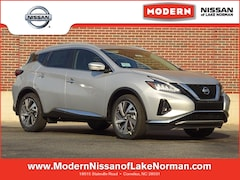 New 2019 Nissan Murano SL SUV Lake Norman, North Carolina