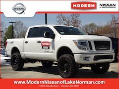 New 2018 Nissan Titan PRO-4X Truck Crew Cab Lake Norman, North Carolina
