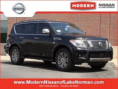 New 2019 Nissan Armada Platinum SUV Lake Norman, North Carolina