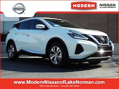 New 2019 Nissan Murano S Sport Utility Lake Norman, North Carolina