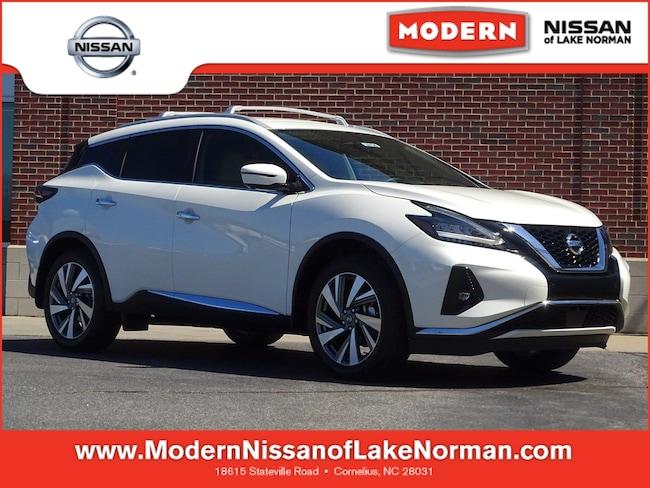 2019 Nissan Murano SL Sport Utility Lake Norman