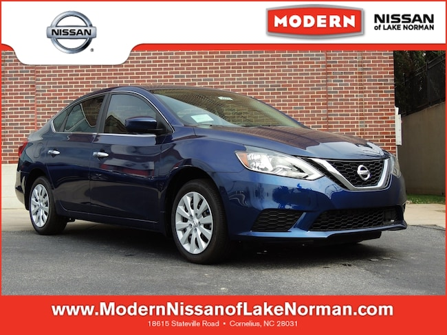 2019 Nissan Sentra S Sedan Lake Norman