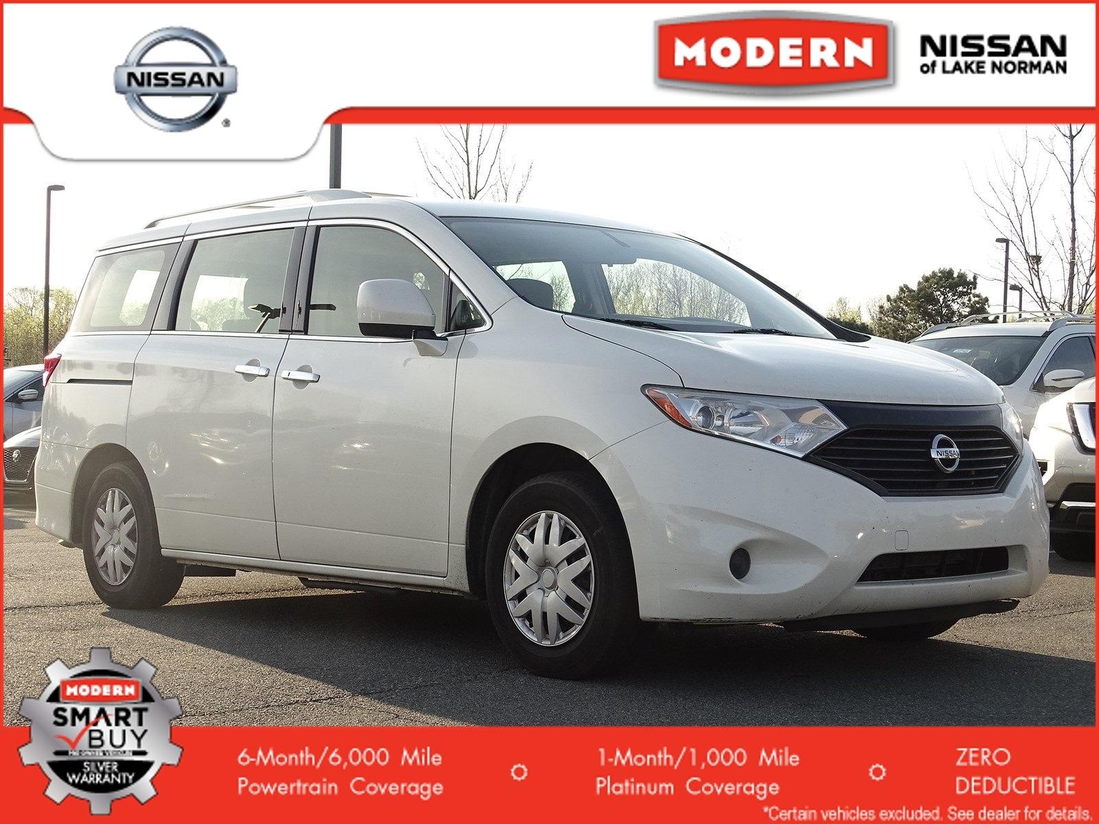 2014 Nissan Quest Van