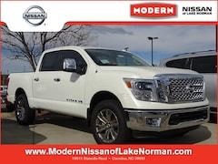 New 2018 Nissan Titan SL Truck Crew Cab Lake Norman, North Carolina