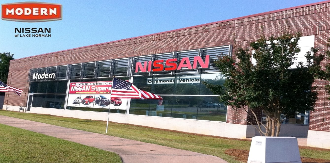Modern Nissan Of Concord Dealer In Concord North Carolina