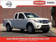 New 2019 Nissan Frontier SV-I4 Truck King Cab Lake Norman, North Carolina
