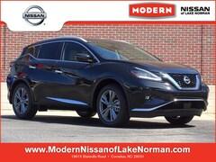 New 2019 Nissan Murano Platinum Sport Utility Lake Norman, North Carolina
