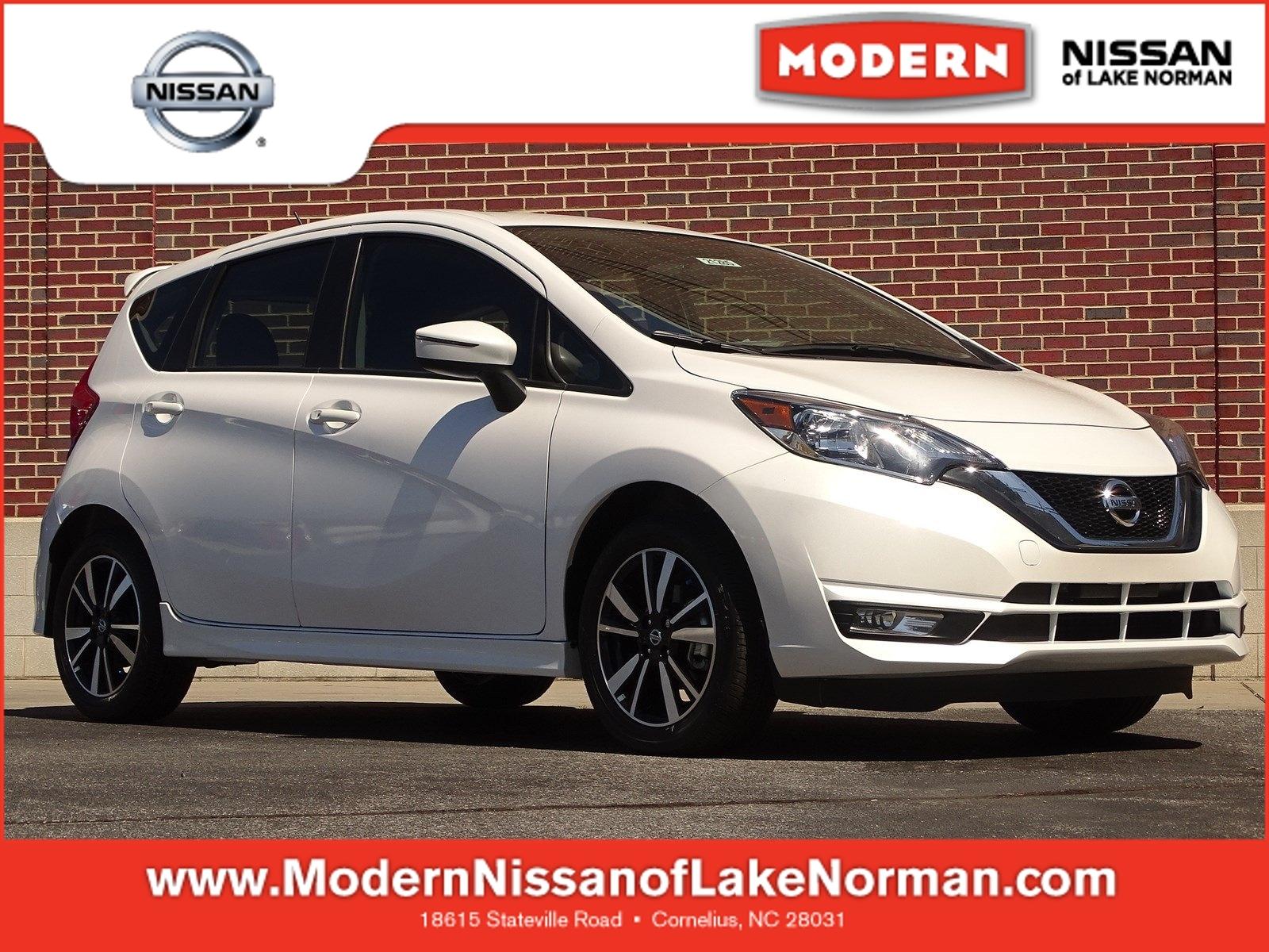 2018 Nissan Versa Note Hatchback