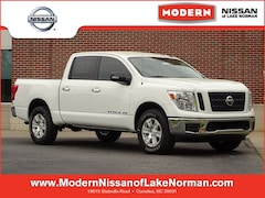 New 2019 Nissan Titan SV Truck Crew Cab Lake Norman, North Carolina