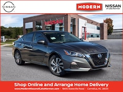 New 2021 Nissan Altima 2.5 S Sedan Lake Norman, North Carolina
