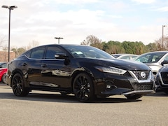 New 2019 Nissan Maxima 3.5 SR Sedan Lake Norman, North Carolina