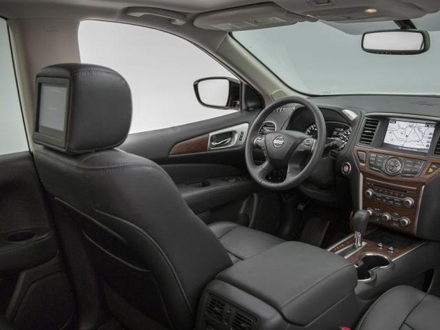 Nissan Pathfinder In Cornelius Nc Modern Nissan Of Lake Norman
