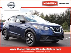 New 2018 Nissan Kicks SV SUV Winston Salem, North Carolina