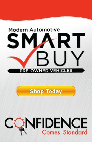 Modern Smart Buy Pre-Owned Vehicles