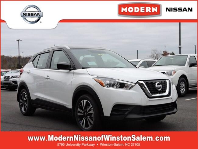 2018 Nissan Kicks SV SUV Winston Salem