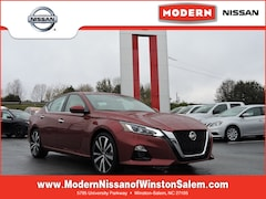 New 2019 Nissan Altima 2.5 Platinum Sedan Winston Salem, North Carolina
