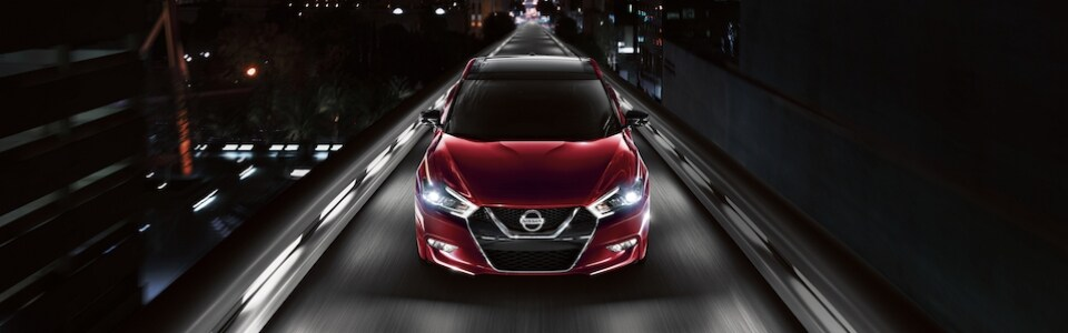 2018 Nissan Maxima | Modern Nissan of Winston Salem
