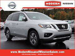New 2019 Nissan Pathfinder SL SUV Winston Salem, North Carolina