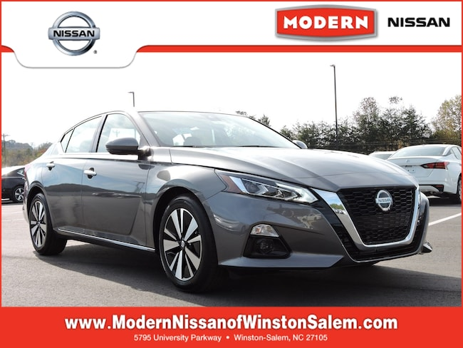 2019 Nissan Altima 2.5 SV Sedan Winston Salem