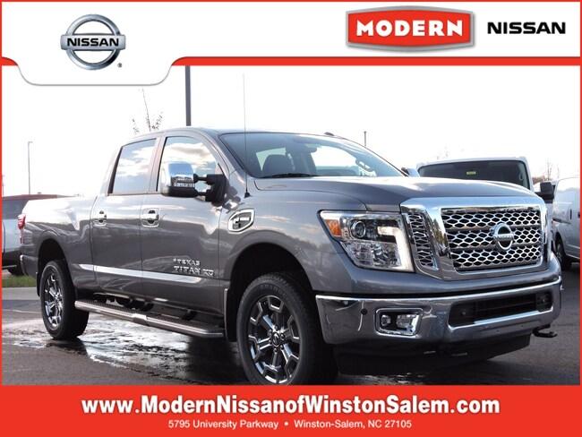 2018 Nissan Titan XD SL Truck Crew Cab Winston Salem