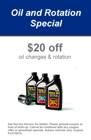 Oil and Rotation Special