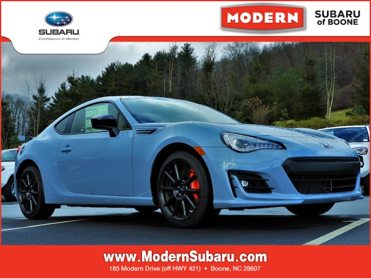 2019 Subaru BRZ Series.Gray Coupe Boone