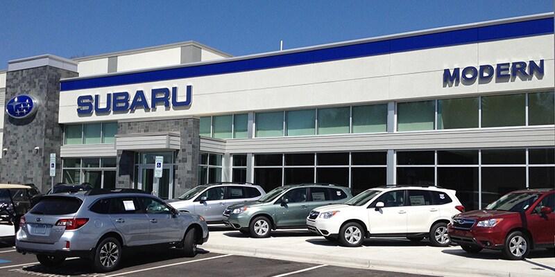 Modern Subaru Of Boone Subaru Dealer In North Carolina