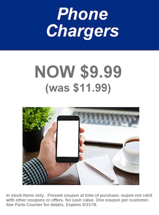 May   Phone Chargers