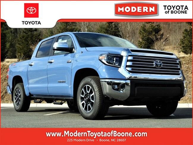 2019 Toyota Tundra Limited 5.7L V8 Truck CrewMax Boone