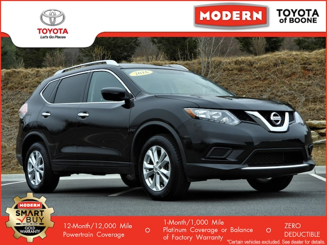 Used 2016 Nissan Rogue SV SUV Boone