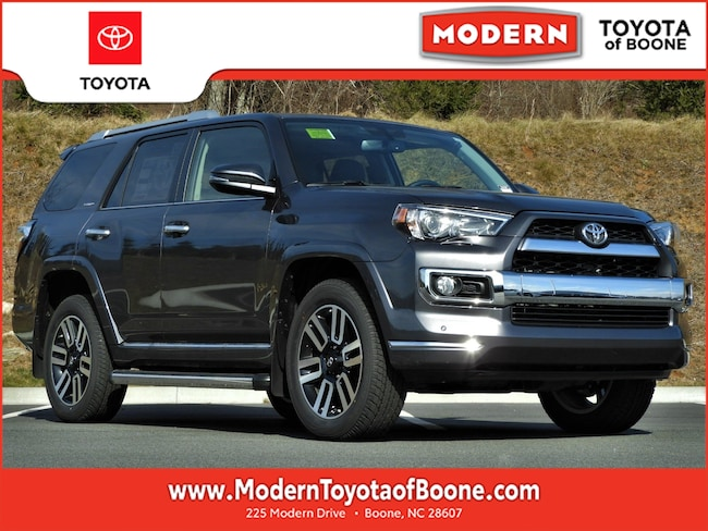 2019 Toyota 4Runner Limited SUV Boone