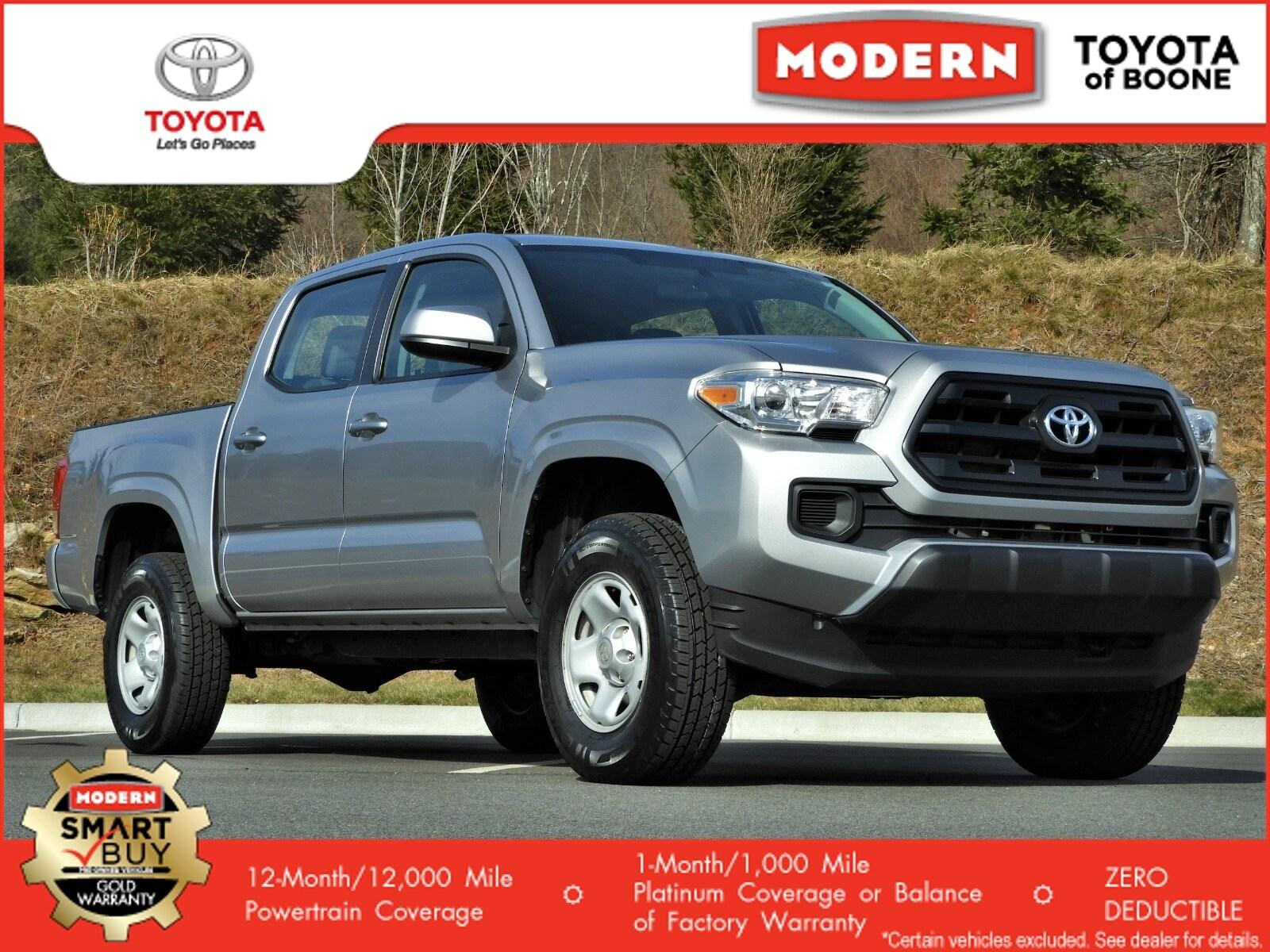 Used 2017 Toyota Tacoma SR Truck Double Cab Boone, North Carolina