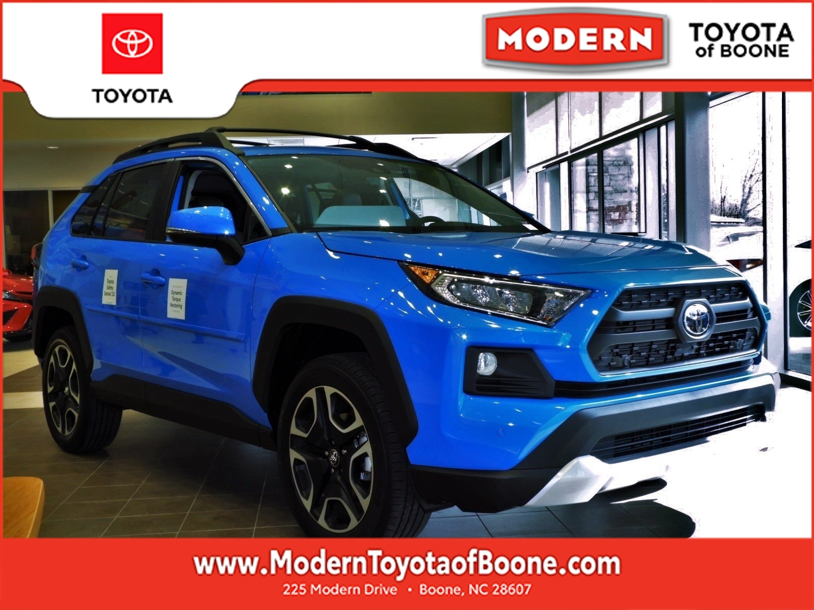 0f0268ed20ec5a Toyota RAV4 at Modern Toyota of Boone | serving Hickory and Johnson City