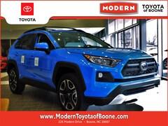 New 2019 Toyota RAV4 Adventure SUV Boone, North Carolina