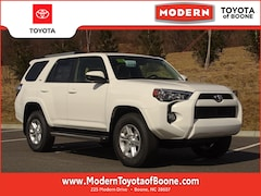 New 2019 Toyota 4Runner SR5 SUV Boone, North Carolina