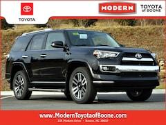 New 2019 Toyota 4Runner Limited SUV Boone, North Carolina