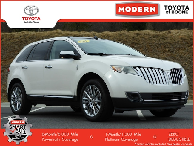 Used 2011 Lincoln MKX Base SUV Boone