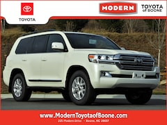 New 2019 Toyota Land Cruiser V8 SUV Boone, North Carolina