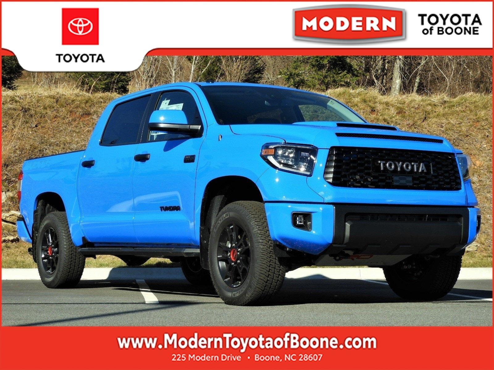 2019 Toyota Tundra TRD Pro 5 7L V8 Truck CrewMax