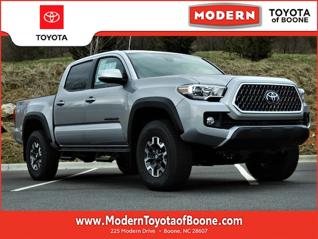 2019 Toyota Tacoma TRD Off Road V6 Truck Double Cab Boone