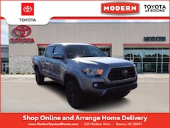New 2021 Toyota Tacoma SR5 V6 Truck Double Cab Boone, North Carolina