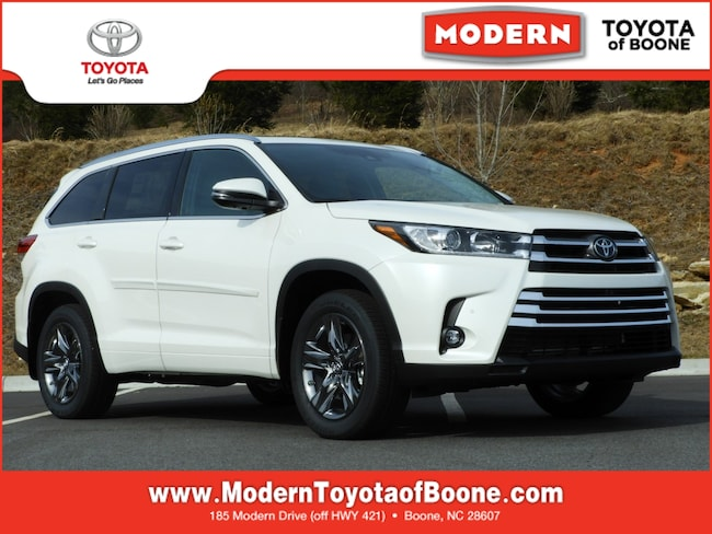 2019 Toyota Highlander Limited Platinum V6 SUV Boone